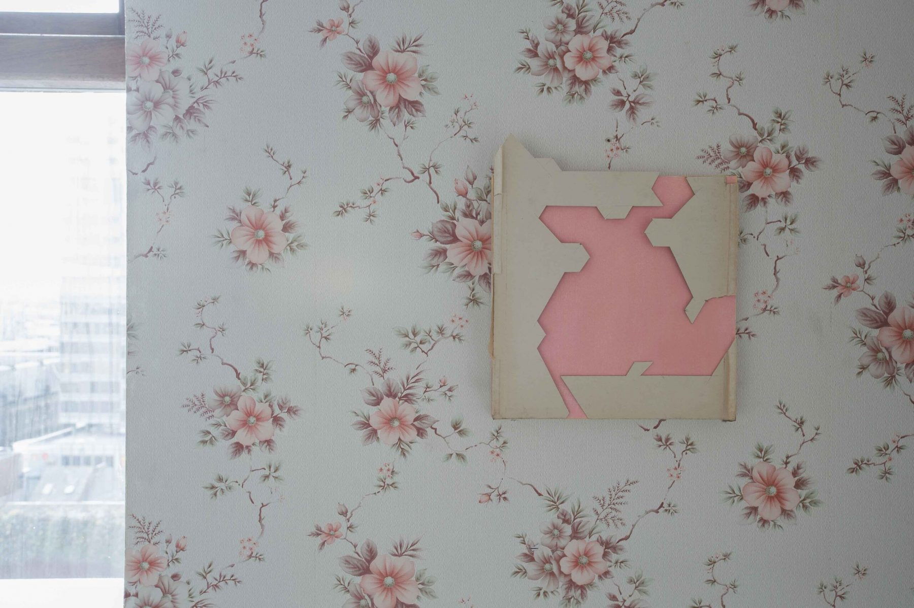 an-ideal-for-living-installation-view-pink-collage