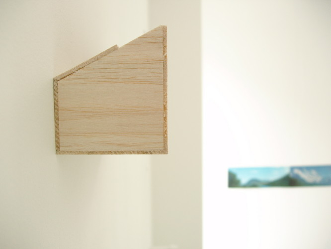 Two Thousand Five Hundred (Installation View WSA) 2005. Mixed media, dimensions variable